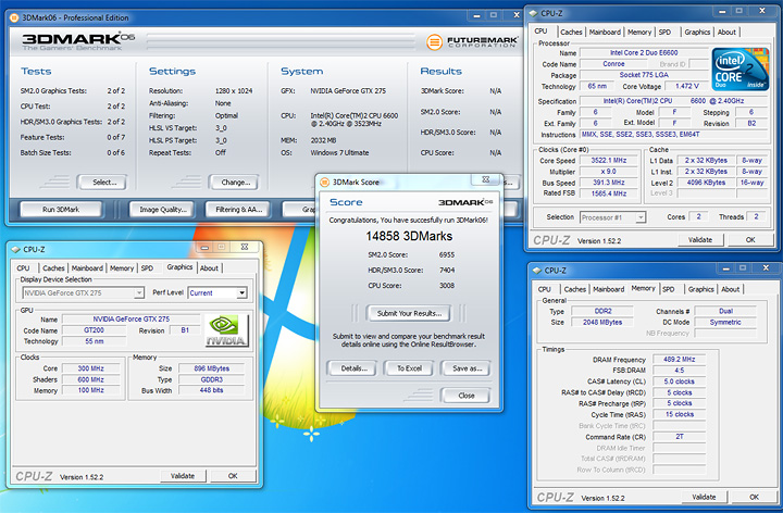 06 7 Windows 7 Final RTM: Review and Performance comparison
