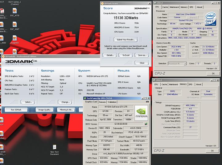 06 xp Windows 7 Final RTM: Review and Performance comparison