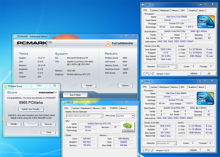 Windows 7 Final RTM: Review and Performance comparison