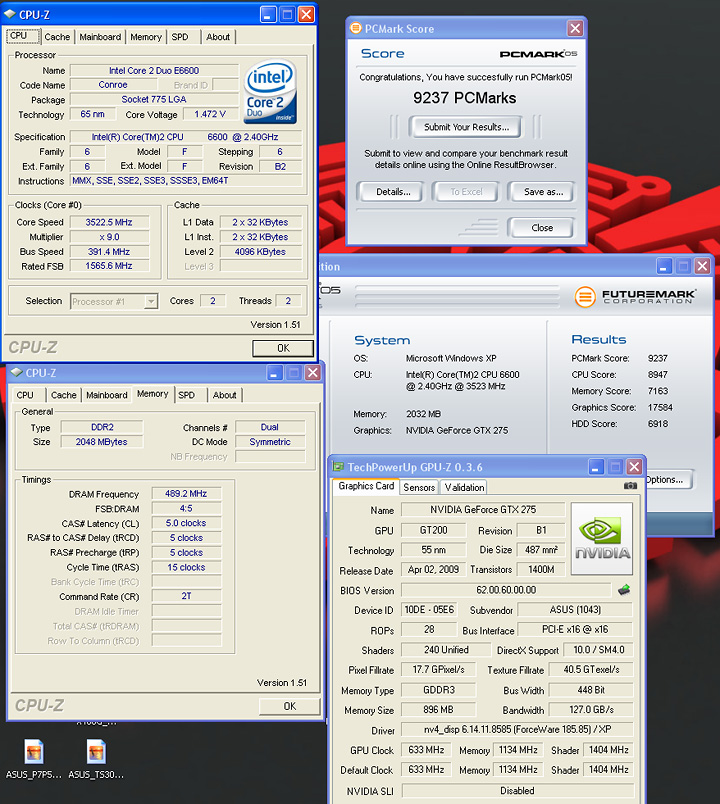 pcm05 xp Windows 7 Final RTM: Review and Performance comparison