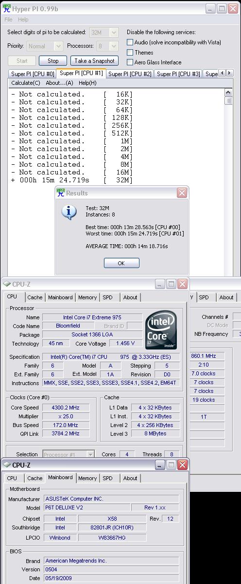 hy 4300 Intel® Core™ i7 975 Extreme Edition : First Review