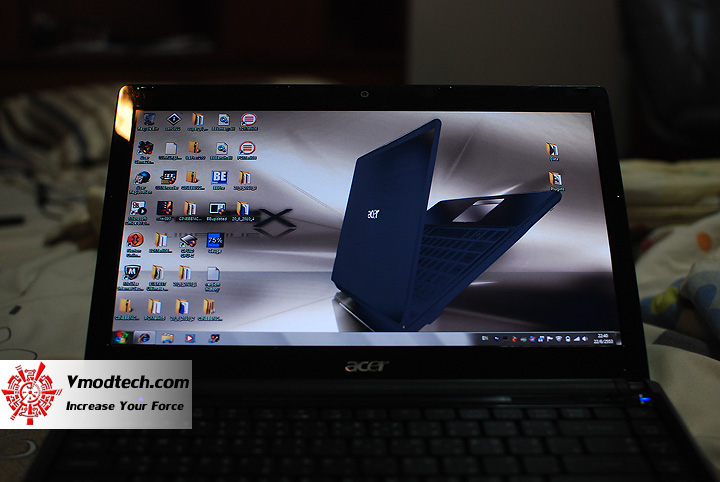17 Review : Acer Aspire Timeline X 3820TG