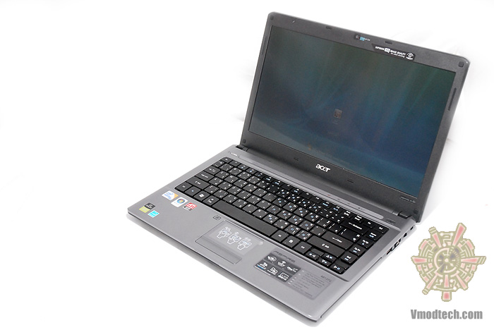 4 Review : Acer Aspire Timeline 4810TG