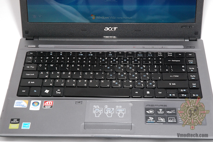 5 Review : Acer Aspire Timeline 4810TG