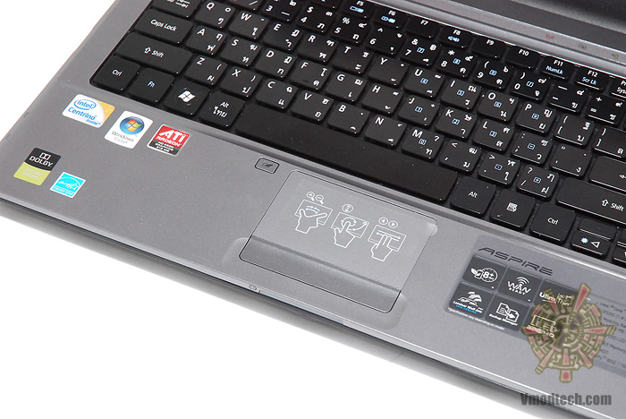 6 Review : Acer Aspire Timeline 4810TG