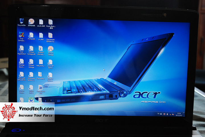 16 Review : Acer Aspire 4740G (Core i5 520)
