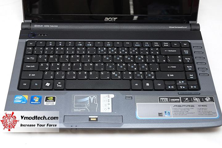 7 Review : Acer Aspire 4740G (Core i5 520)