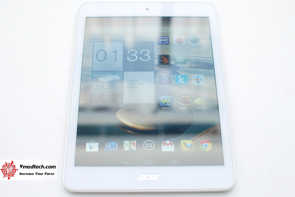 Acer Iconia A1 830 Tablet Review
