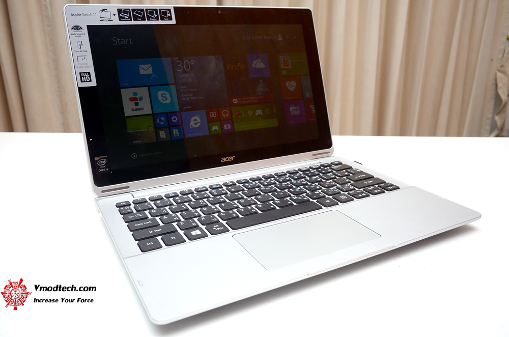 6 Review : Acer Aspire Switch SW5 171