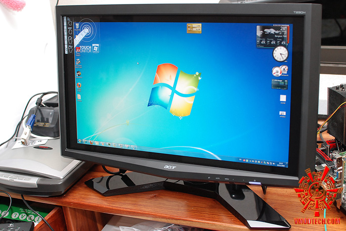 1 Acer T230h Touch screen preview