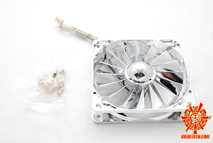 4 Review :  Aerocool Turbine & Aerocool RS12 12cm fan