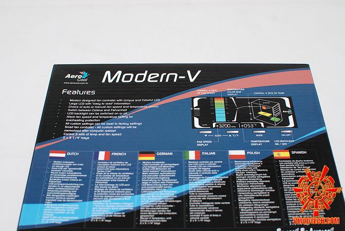 2 Review : Aerocool Modern V
