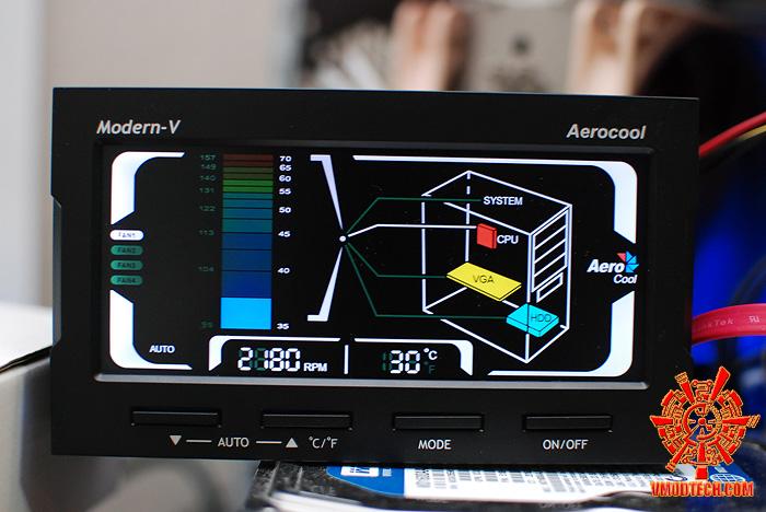 9 Review : Aerocool Modern V