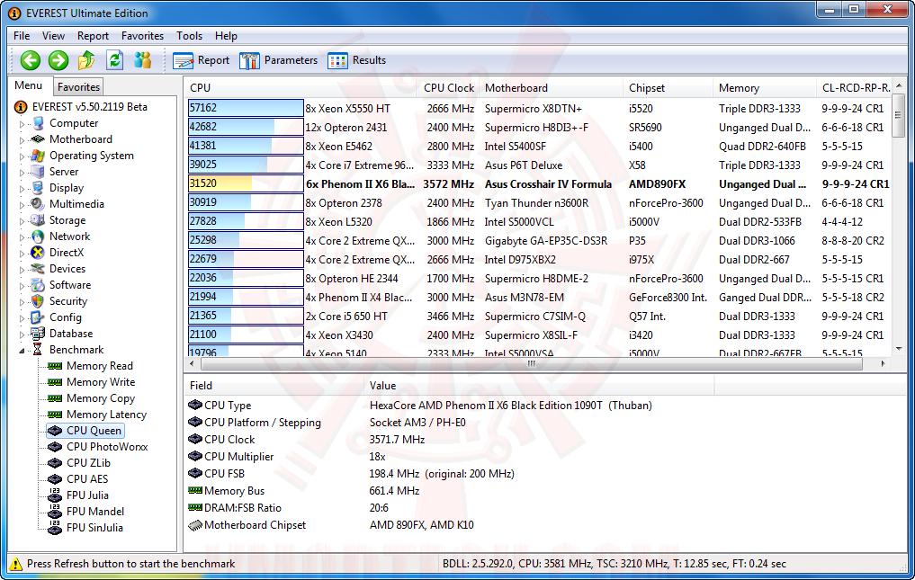 ev2 AMD Phenom II X6 1090T & Leo Platform : For Mega tasking performance !