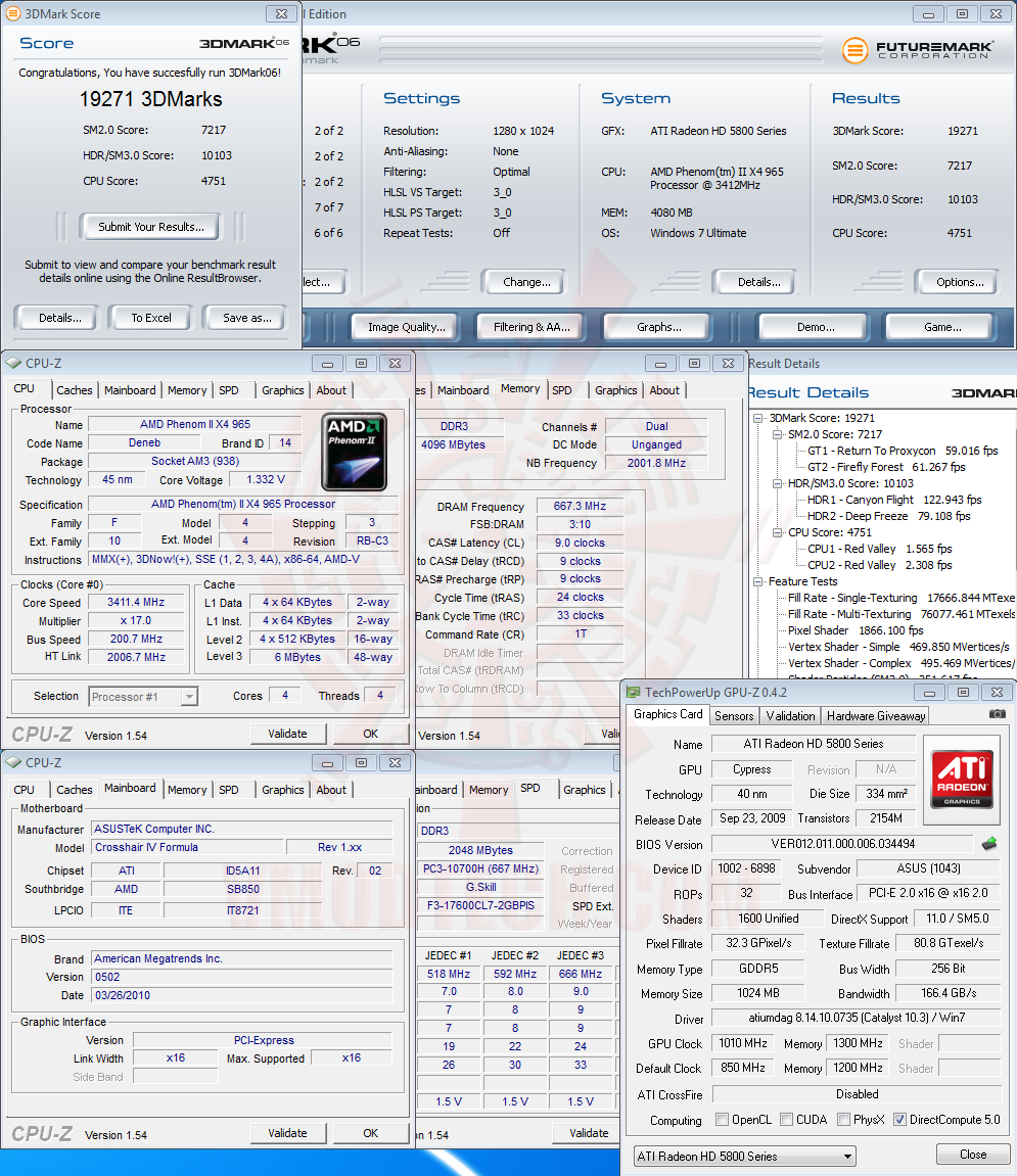 06 AMD Phenom II X6 1090T & Leo Platform : For Mega tasking performance !