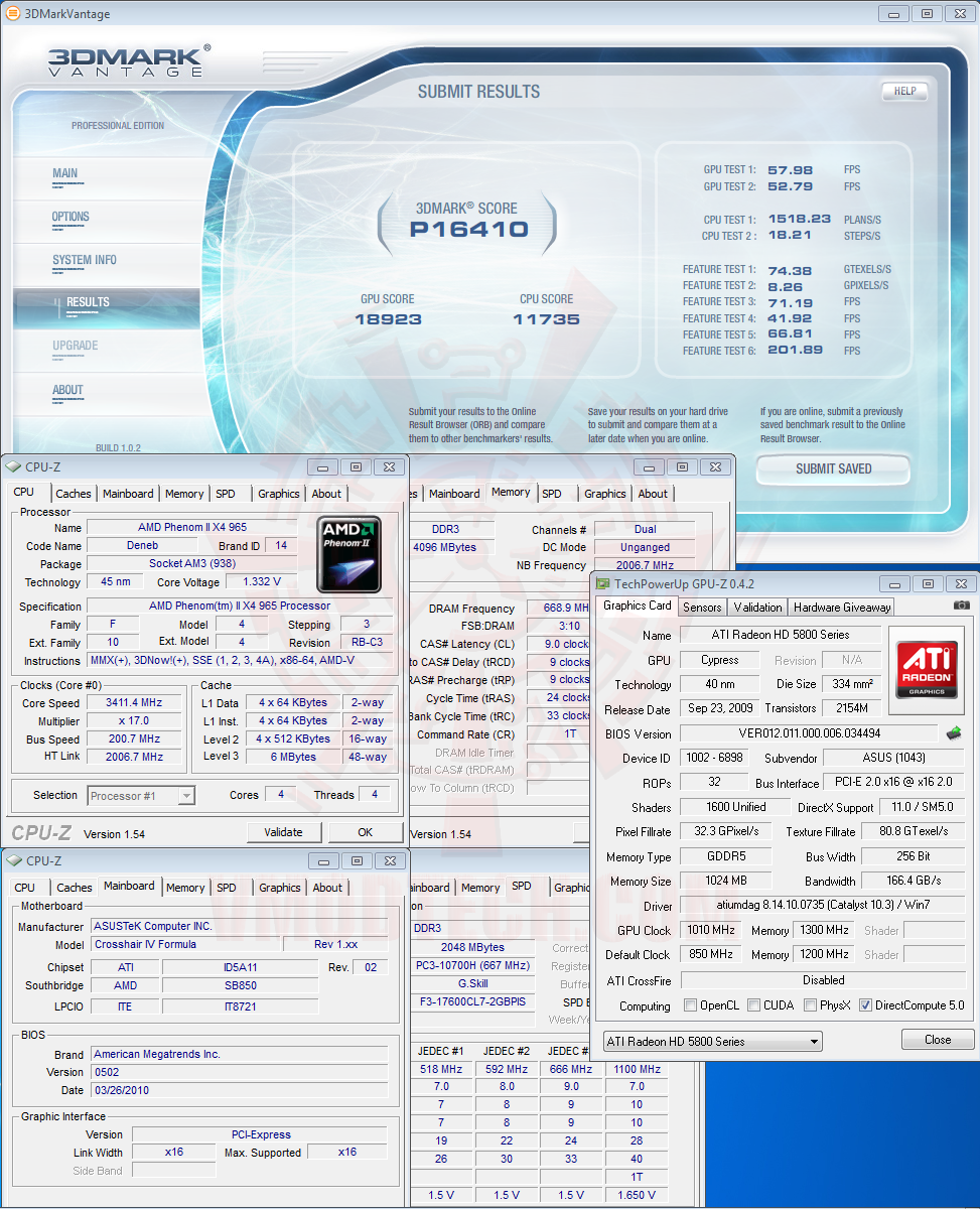 07 AMD Phenom II X6 1090T & Leo Platform : For Mega tasking performance !
