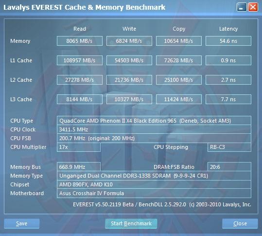 ev1 AMD Phenom II X6 1090T & Leo Platform : For Mega tasking performance !