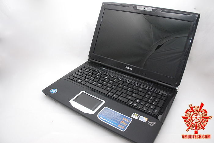 3 Review : Asus G51vx Notebook ขุมพลัง GTX260m !!