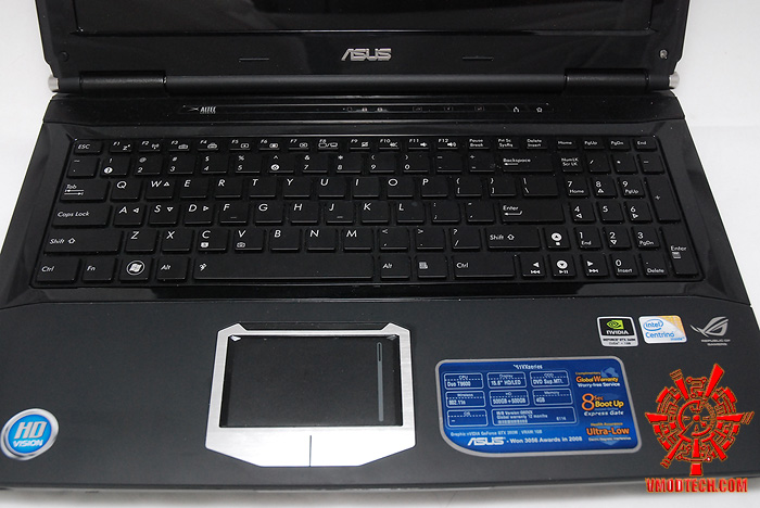 4 Review : Asus G51vx Notebook ขุมพลัง GTX260m !!