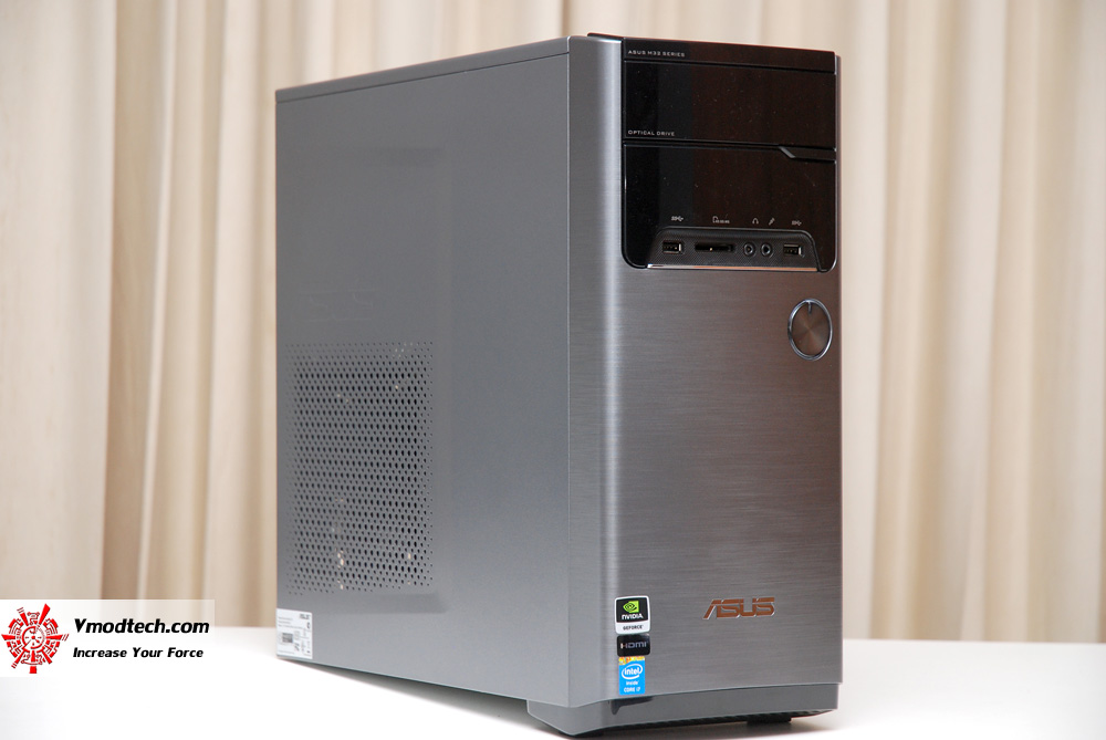 1 Review : Asus M32AD Desktop PC