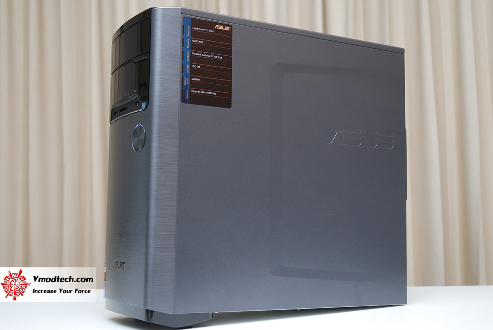 3 Review : Asus M32AD Desktop PC
