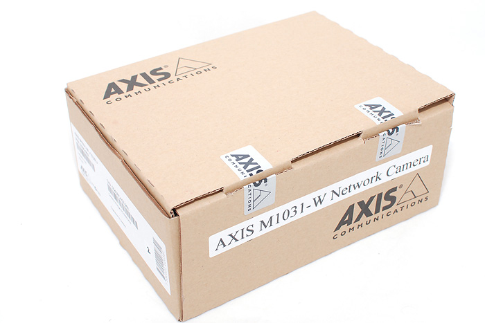 1 Review : AXIS M1031 W CCTV IP Camera