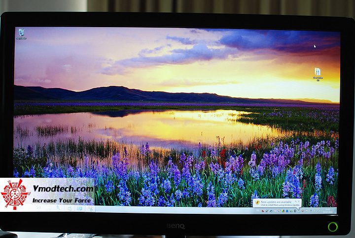 8 Review : BenQ V2420 24 Full HD LED backlid LCD monitor