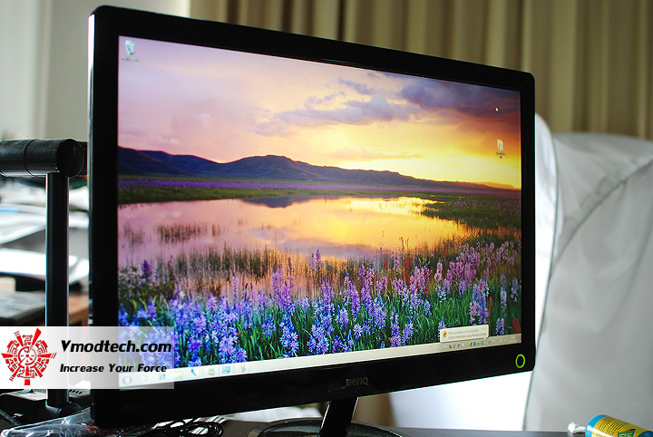 9 Review : BenQ V2420 24 Full HD LED backlid LCD monitor