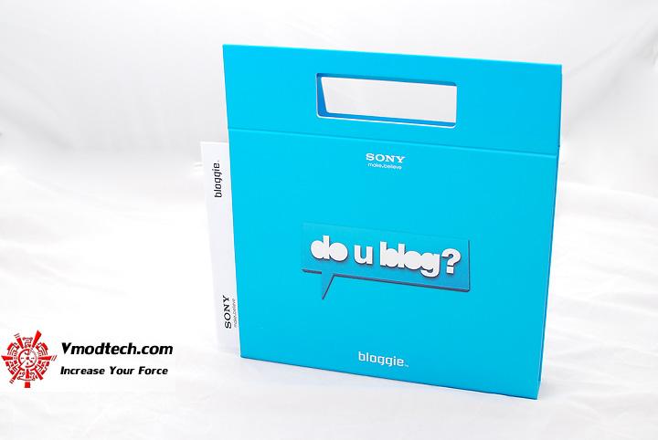 20 เปิดตัว Sony Bloggie กล้องวีดีโอ HD MP4 จิ๋วใหม่จากโซนี่