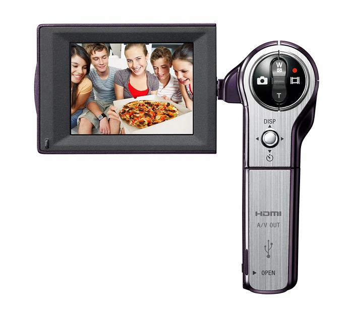 23 เปิดตัว Sony Bloggie กล้องวีดีโอ HD MP4 จิ๋วใหม่จากโซนี่