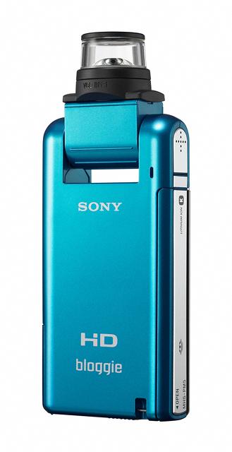 26 เปิดตัว Sony Bloggie กล้องวีดีโอ HD MP4 จิ๋วใหม่จากโซนี่