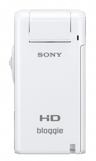 29 เปิดตัว Sony Bloggie กล้องวีดีโอ HD MP4 จิ๋วใหม่จากโซนี่