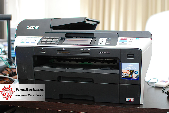 1 Review : Brother 6890CDW   Multi function Ink jet printer