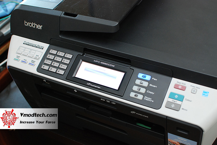 2 Review : Brother 6890CDW   Multi function Ink jet printer