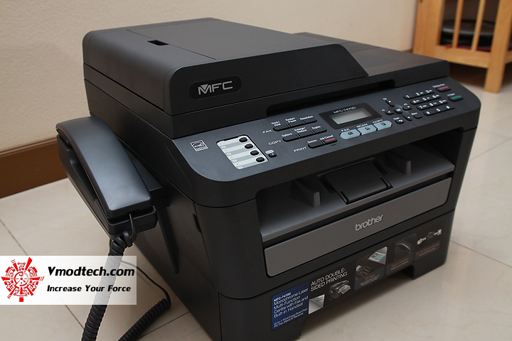 Review : Brother MFC-7470D Multifunction Centre   Vmodtech