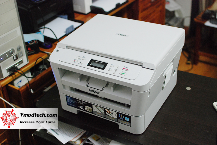 1 Review : Brother DCP 7055 Multi Function centre