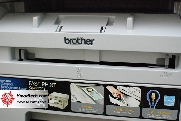 6 Review : Brother DCP 7055 Multi Function centre