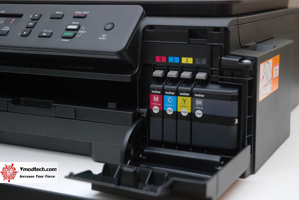 Brother DCP J105 InkBenefit : Colour InkJet Multi Function Centre