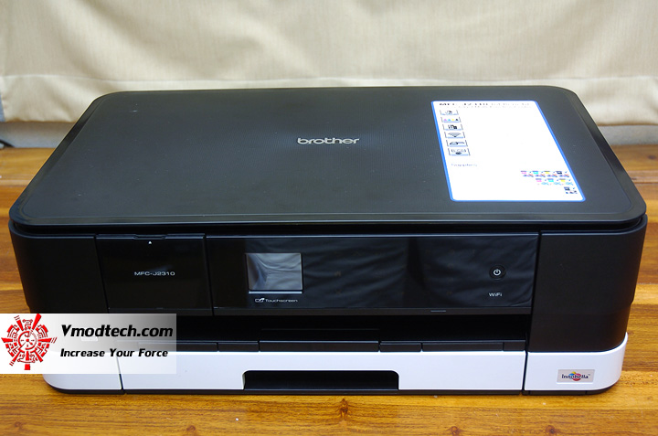 2 Review : Brother MFC J2310 InkBenefit Multi Function Inkjet printer