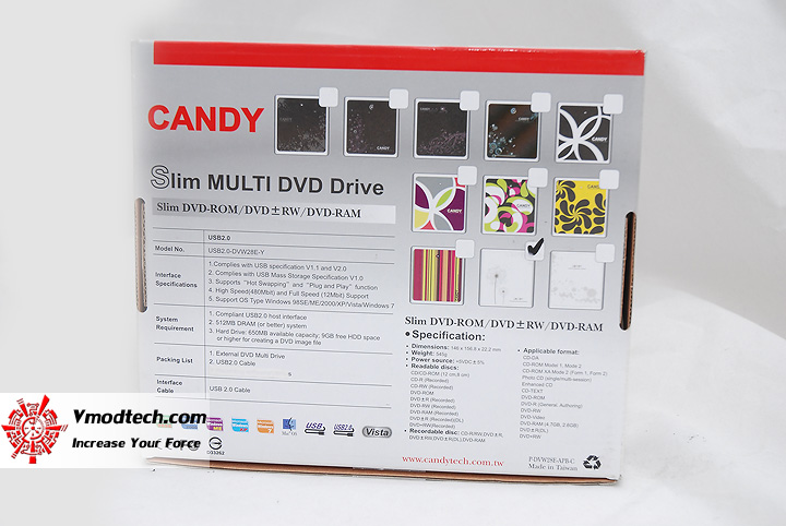 9 Review : Candy Slim Multi DVD Drive