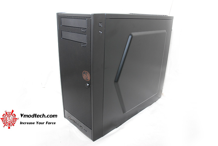 2 Review : CFI 9909 Gaming case