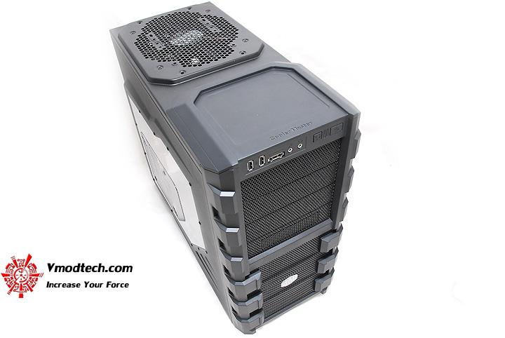 2 Review : CoolerMaster HAF 912 Mid Tower ลูกเล่นเด็ด ในราคาเบาๆ