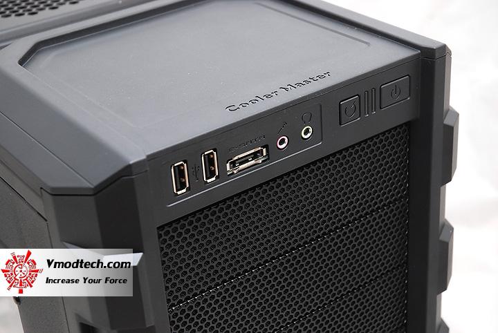 4 Review : CoolerMaster HAF 912 Mid Tower ลูกเล่นเด็ด ในราคาเบาๆ