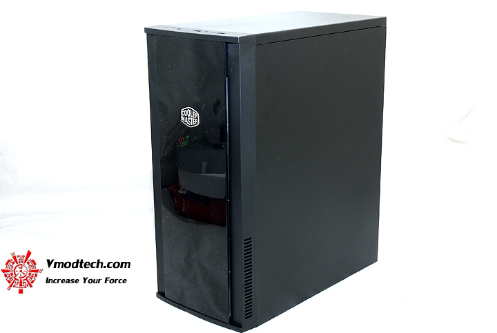1 Review : CoolerMaster LAN case 240 Mini Tower chassis