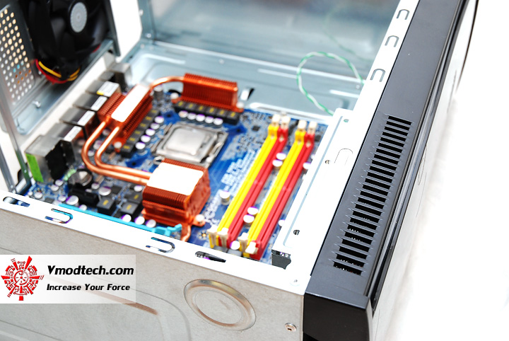 11 Review : CoolerMaster LAN case 240 Mini Tower chassis