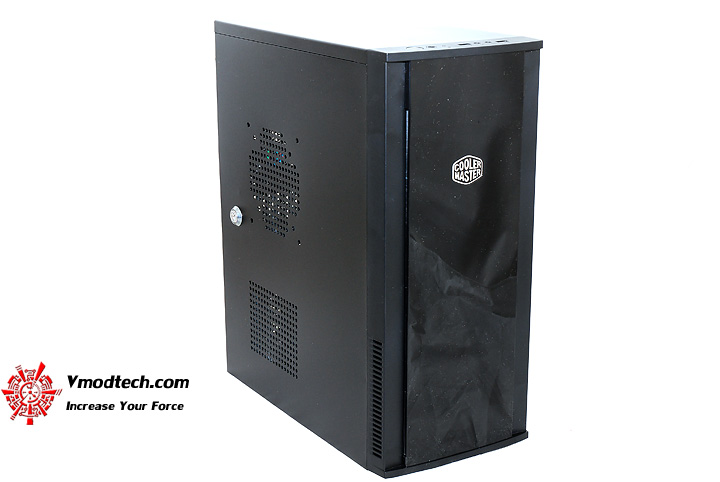 2 Review : CoolerMaster LAN case 240 Mini Tower chassis