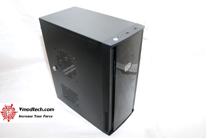 3 Review : CoolerMaster LAN case 240 Mini Tower chassis