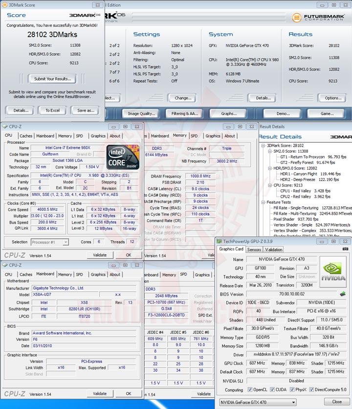 "06 Debut ! NVIDIA GF100 ""FERMI"" to introduce nVidia GeForce GTX470/GTX480"