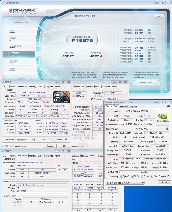 "07nophysx Debut ! NVIDIA GF100 ""FERMI"" to introduce nVidia GeForce GTX470/GTX480"