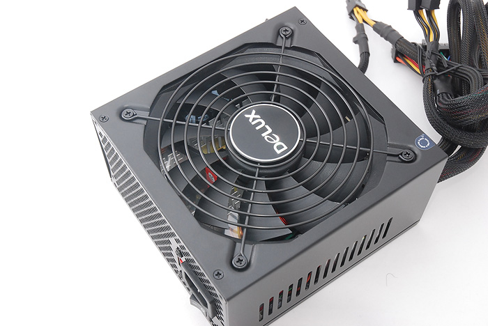 3 Delux DL R600 600watt PSU Review